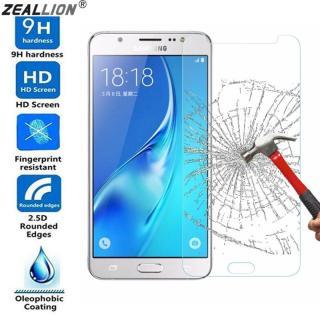 Zeallion (2 Cái) Màn Hình Kính Cường Lực Trong Suốt Cao Cấp 9H Dành Cho Điện Thoại Samsung J3 J5 J7 2016 2017 J2 J5 J7 Prime J7 Plus Prote thumbnail