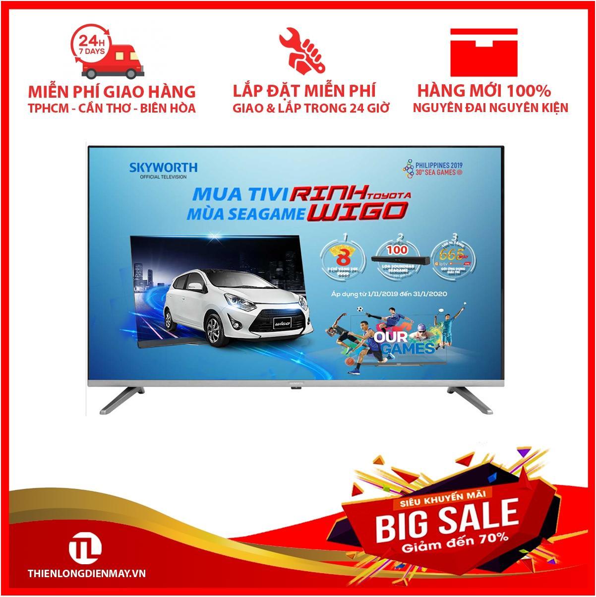 Bảng giá Smart Tivi Skyworth 32 inch 32TB5000 FHD