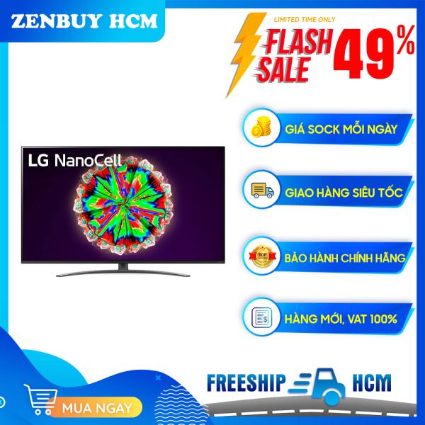 Bảng giá Smart Tivi LG 4K 65 inch 65NANO81TNA - Hệ điều hành WebOS Smart TV 5.0, Công nghệ quét hình TM100 (Refresh Rate 50Hz)
