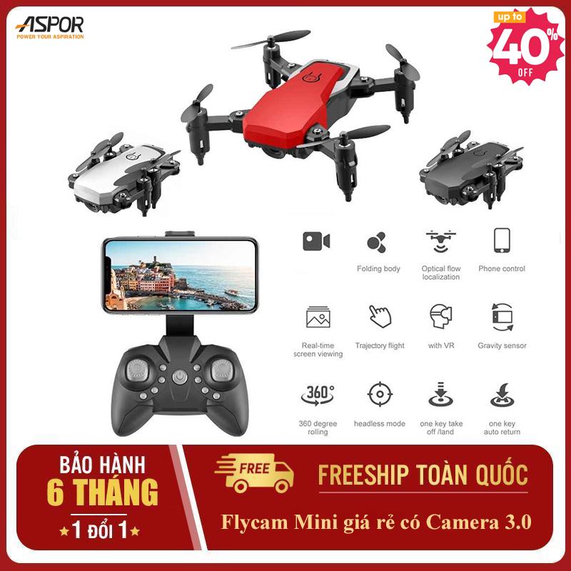 Flycam giá rẻ - Máy bay drone flycam mini giá rẻ điều khiển từ xa 4k,plycam,máy bay camera mini siêu nhỏ giá rẻ thời gian bay lâu kết nối wifi quay phim chụp ảnh phiên bản nâng cấp của mavic 2pro,phatom 4 pro,xiaomi,sjrc f11(nhiều màu )