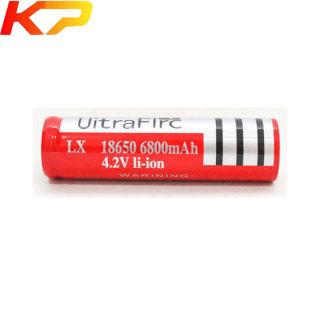 1 viên Pin sạc 18650 Ultra Flrc 4.2V 4200mah thumbnail
