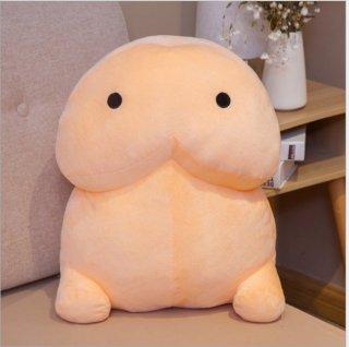 [HCM]Gấu Bông Ciu Siêu Hot Màu Trắng Hồng (Size Nhỏ) thumbnail