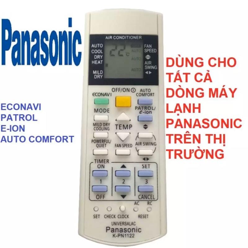 Bảng giá Điều khiển điều hoà PANASONIC k-PN1122