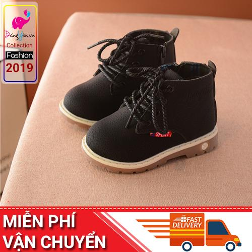 Giá bán Boot cao cổ cho bé từ 2 đến 8 tuôi-BC083-06