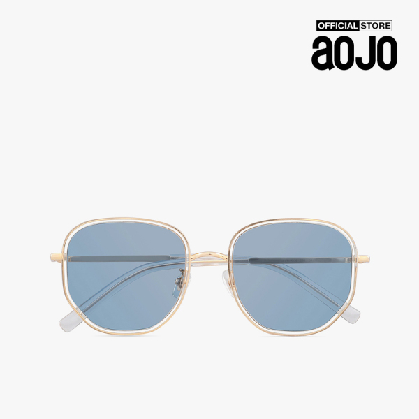 Mua aojo - Kính mát đa giác phản gương SA1919006-C03