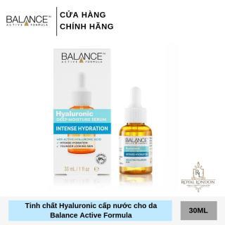 Serum Cấp Nước Dưỡng Ẩm Balance Active Formula Hyaluronic Deep Moisturizing 30ml thumbnail