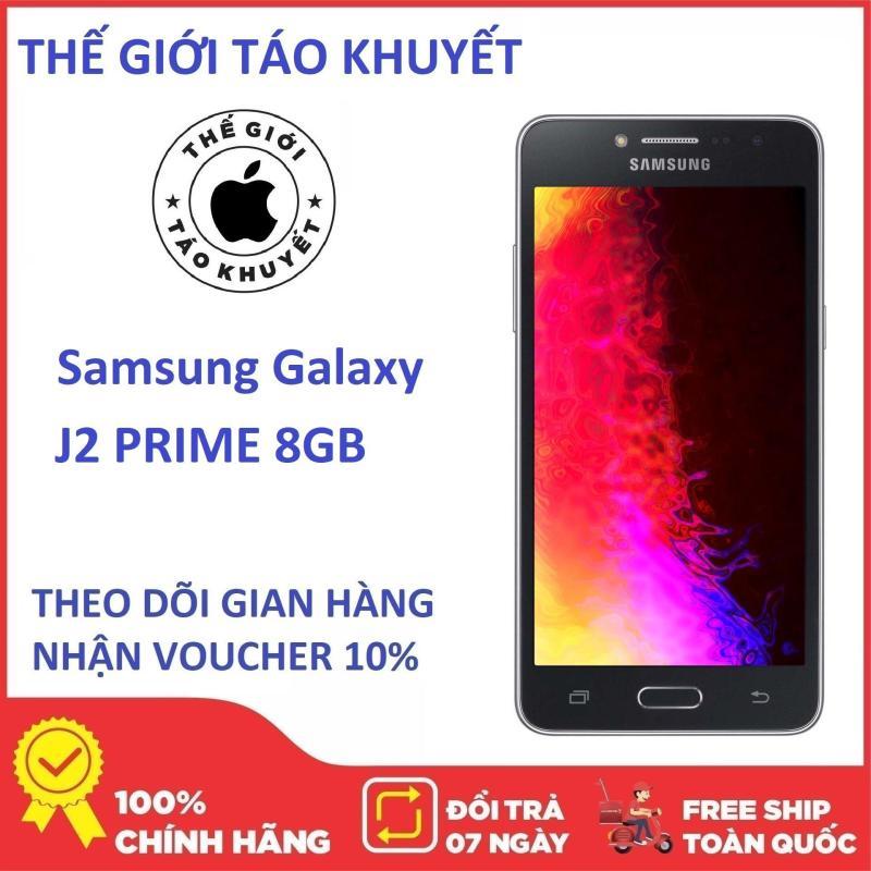 Samsung Galaxy J2 Prime 1.5G/8G Xài Sim 4G - Màn hình LCD 5  - Camera sau 8MP - Tặng cáp sạc - Bảo hành 6T - Thế Giới Táo Khuyết