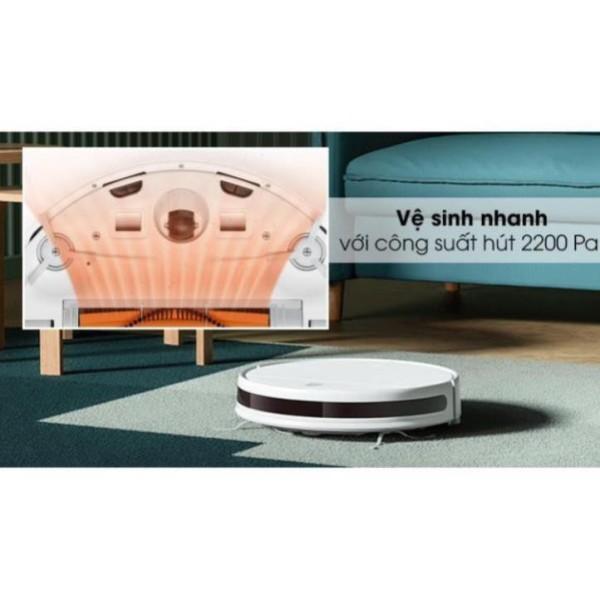 [Lấy mã giảm thêm 30%]Robot Hút Bụi Lau Nhà Xiaomi Mi Robot Vacuum Mop Essential (Bản Quốc Tế) - Bh 12T Digiworld