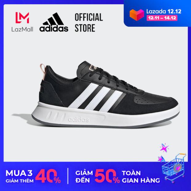 adidas TENNIS Giày Court 80s Nữ Màu đen EE9833 giá rẻ