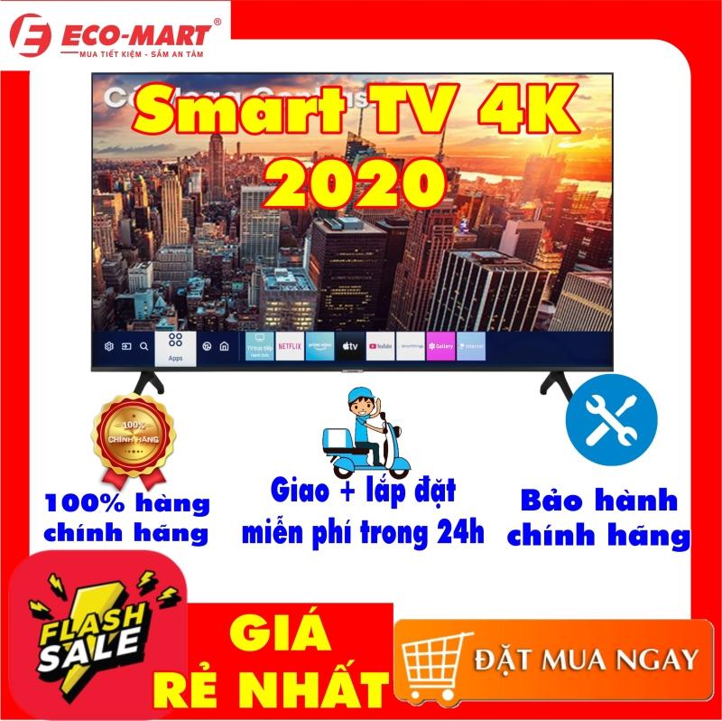 Smart Tivi Samsung UA75TU7000 4K 75 inch Mới 2020 (GIAO HÀNG TOÀN QUỐC - MIỄN PHÍ GIAO+LẮP ĐẶT TẠI HÀ NỘI) chính hãng