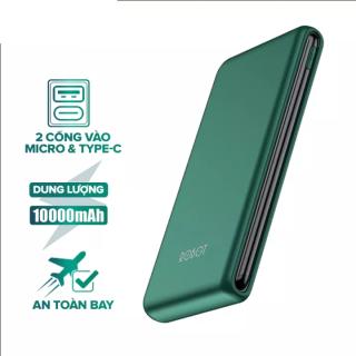 [Giá Sốc] Pin Sạc dự phòng ROBOT RT180 với pin 10000 mAh- Hàng Chính Hãng thumbnail