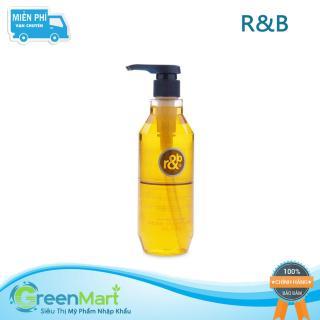 [HCM]Nước Dưỡng Tóc Dạng Gel Vàng Hàn Quốc R&B Herb Moisture Glaze 450ml - Green Mart HCM thumbnail
