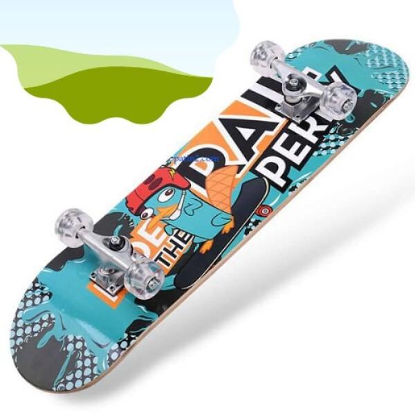 [ĐẠI HẠ GIÁ] Ván trượt skateboard thể thao CỰC CHẤT - MẶT NHÁM NHIỀU HÌNH ĐẶC SẮC ...