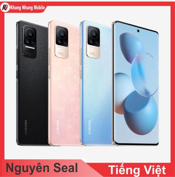 Điện Thoại Xiaomi Civi pin 4500 sạc 55W Snapdragon 778G, camera trước 32MP Khang Nhung - Hàng nhập khẩu
