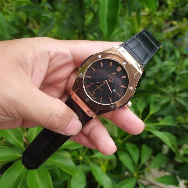 Đồng hồ nam HBL Sport máy Quartz nhật bán chạy