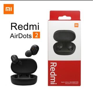 Tai nghe công nghệ Xiaomi True Wireless Redmi Airdots 2- Tai nghe sử dụng công nghệ bluetooth 5.0- Với thời gian sử dụng tai nghe kèm dock sạc lên dến 12h cho bạn thoải mái tận hưởng âm nhạc.... thumbnail
