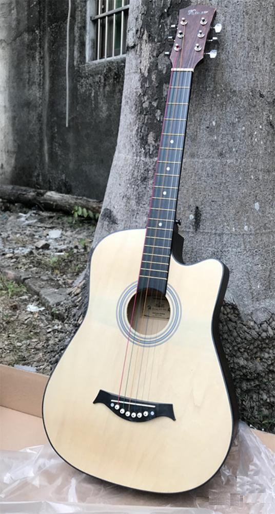 Deal Giảm Giá Đàn Guitar Gỗ Dáng Khuyết Giá Rẻ - HÀNG CÓ SẴN