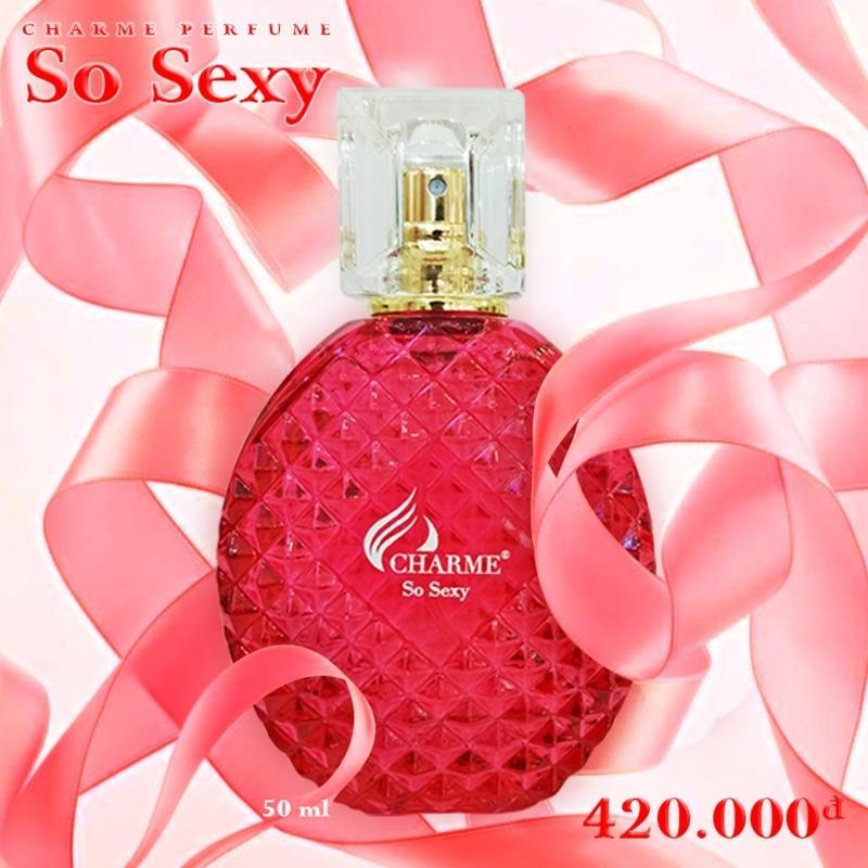 nước hoa nữ sosexy 50ml