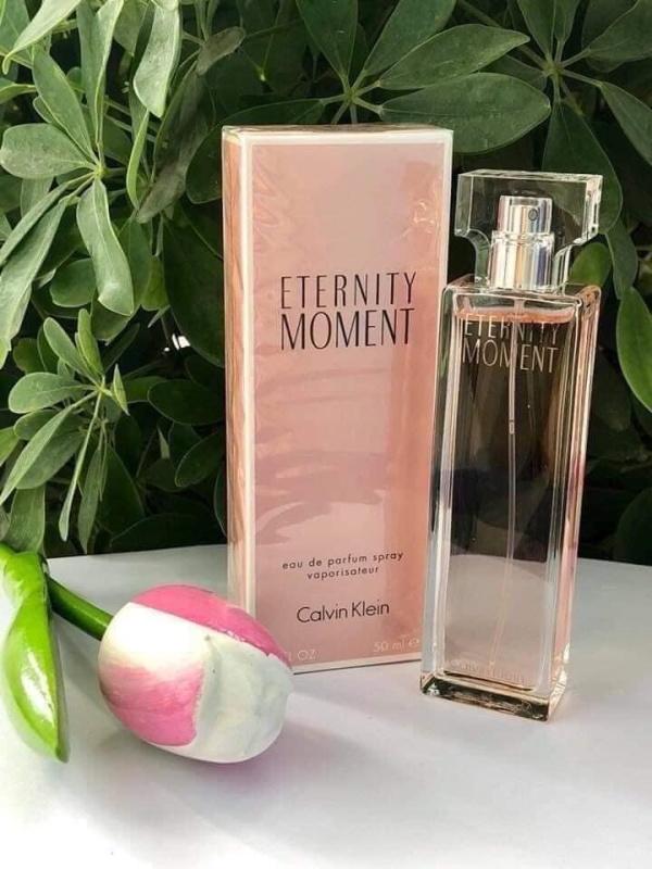 Nước hoa nữ CK Eternity Moment EDP 100ml