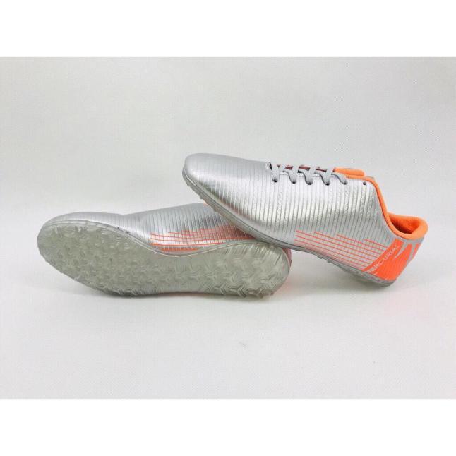 Giày đá bóng giày đá banh sân cỏ nhân tạo NT180 khâu full đế giá rẻ