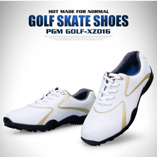 Giầy Da Golf Nam - PGM XZ016