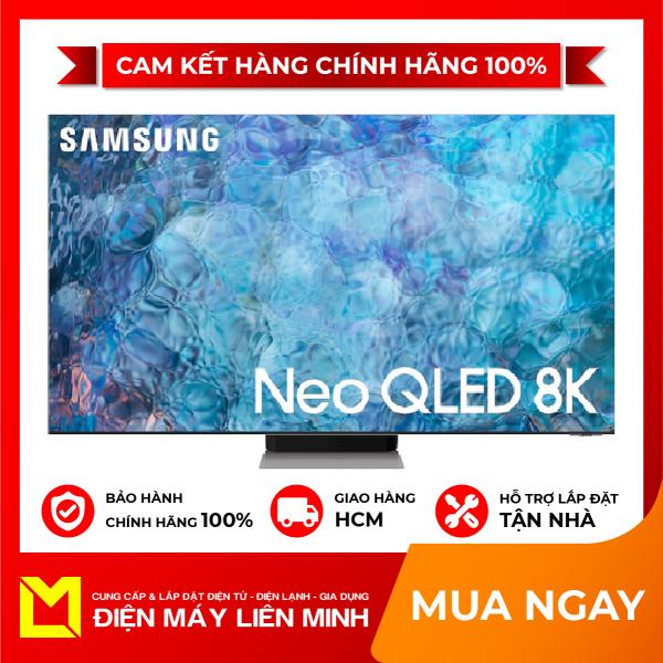 Bảng giá [HCM][Trả góp 0%]Smart Tivi Neo QLED 8K 75 inch Samsung QA75QN900A Mới 2021 Remote thông minh Hệ điều hành Tizen OS Công nghệ Anti-Reflection chống phản chiếu ánh sáng giao hàng lắp đặt miễn phí HCM