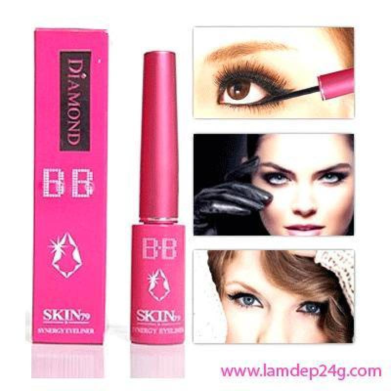Kẻ Mắt Nước Eyeliner BB Skin Hồng cao cấp
