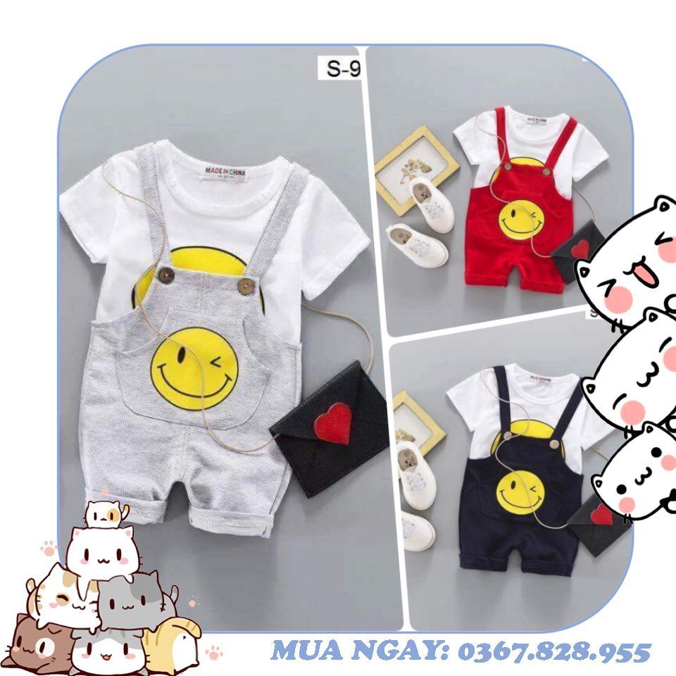 Offer Giảm Giá Bộ Quần áo Cho Trẻ Em Từ 0-5 Tuổi