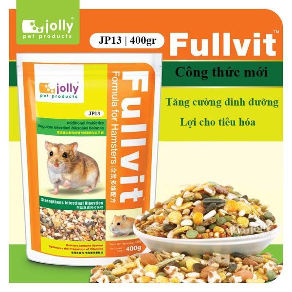 Thức ăn nhiều vitamin cho hamster 400gr