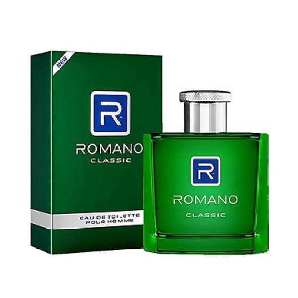 Nước Hoa cao cấp cho Nam Romano Classic 50ml