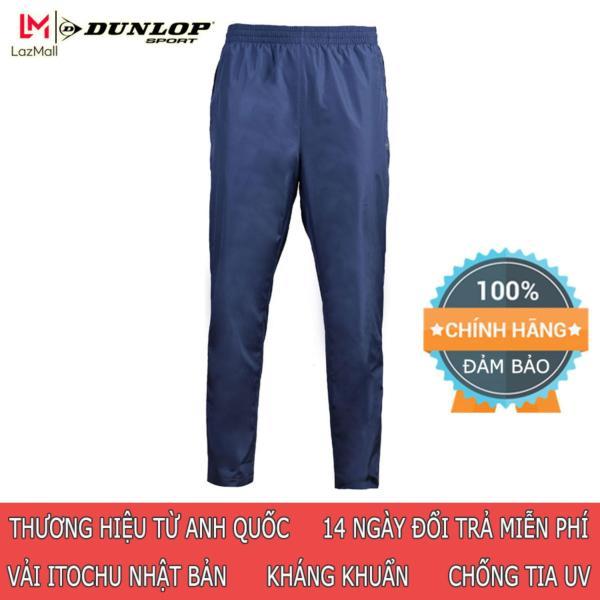 DUNLOP - Quần gió Nam Dunlop - DQGF8137-1 Thương hiệu từ Anh Quốc Đổi trả miễn phí (quần gió nam, quần thể thao nam, thu đông nam, quần dài nam, quần áo thể thao)