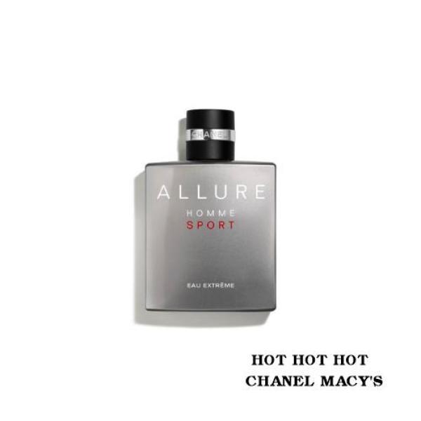 Nước hoa Chanel Allure Homme Sport Eau Extreme 100ml [Hàng Macys - Có Tem]