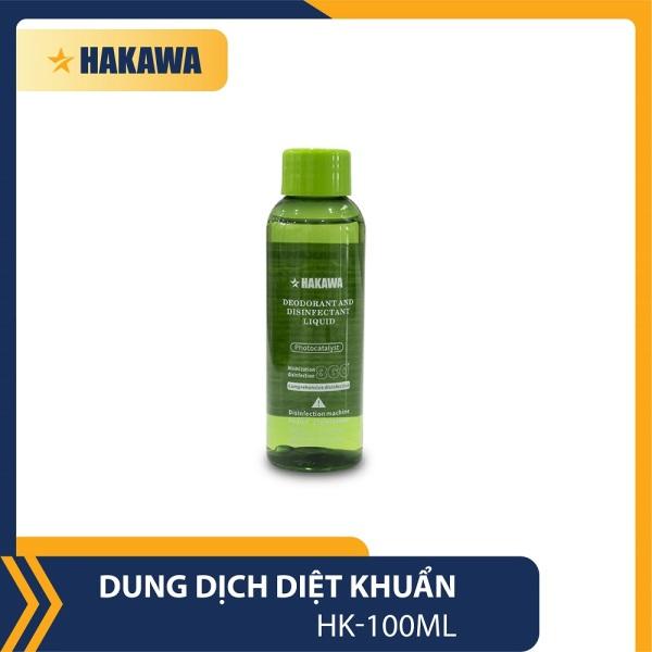 Dung Dịch Khử Mùi NaNo - Chai 100ML - Chĩnh Hãng Hakawa