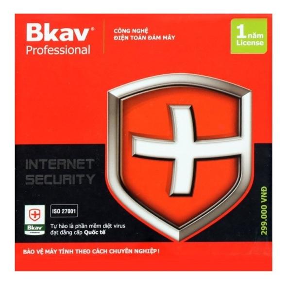 Bảng giá Phần mềm diệt virut Bkav Pro 2020 Phâ-n mê-m tiên phong trong sử dụng công nghệ điện toán đám mây trong lĩnh vực bảo mật Phong Vũ