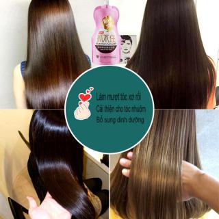 Dầu ủ phục hồi tóc hư tổn bảo vệ cải thiện, làm tóc mềm mượt Hair masK thumbnail