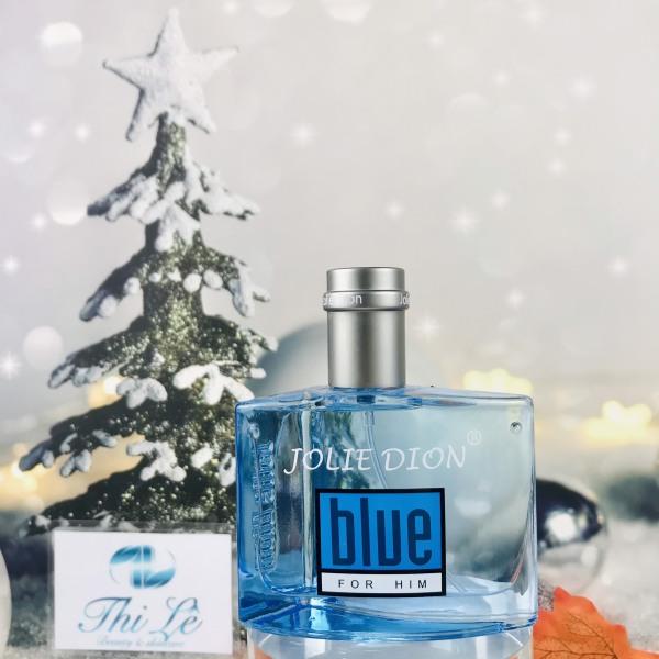 Nước Hoa Singapore Nam Blue - Jolie Dion (Eau De Parfum EDP 60ml