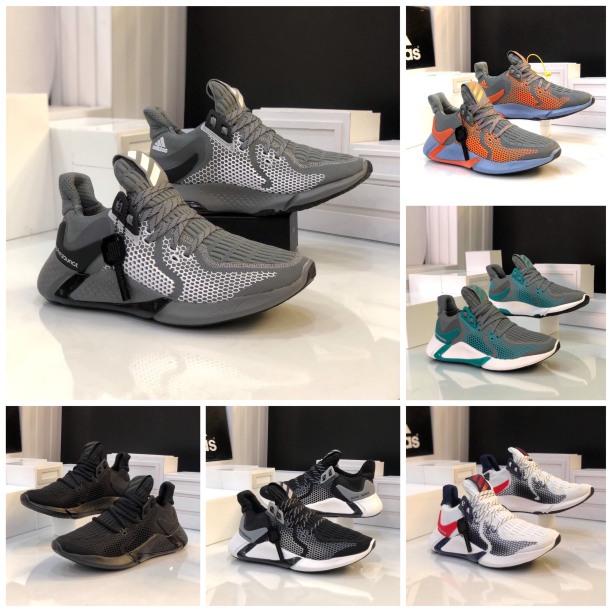 Giày Thể Thao Nam Adidas Alphabounce 2020 Full 6 màu -- Sneaker 2021 - giày thể thao chuyên chạy bộ tập thể thao - đi chơi - đi làm giá rẻ