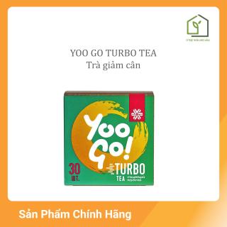 YOO GO TURBO TEA Trà giảm cân thumbnail