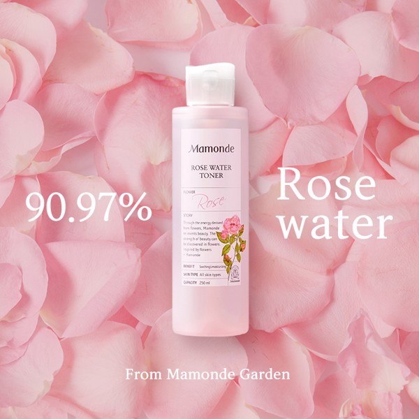Nước hoa hồng Mamonde Rose Water | Lazada.vn