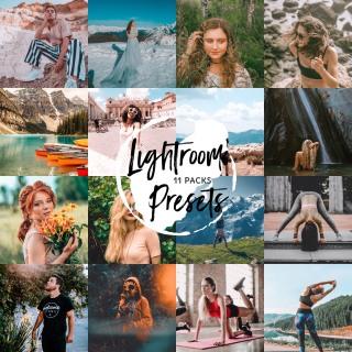 11 gói Preset Lightroom cho điện thoại - 69 Presets Lightroom Mobile Lightroom Presets - LR16 thumbnail