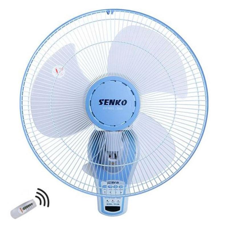 Quạt Treo Tường Senko Có Remote TR1683 (TR1428) -HÀNG CHÍNH HÃNG (giao màu ngẫu nhiên)