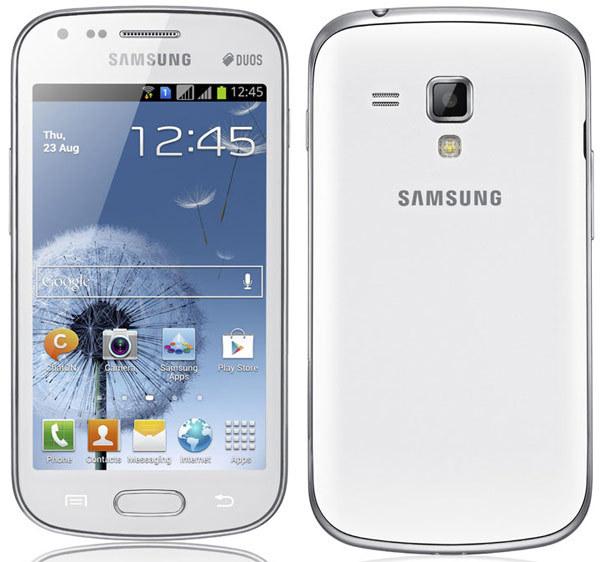 Điện thoại Samsung S7572 giá rẻ 2 sim 2 sóng máy nhỏ gọn dùng cực kì tiện lợi