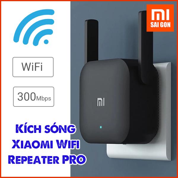 Giá Kích sóng Wifi Xiaomi Repeater PRO băng thông 300 Mbps