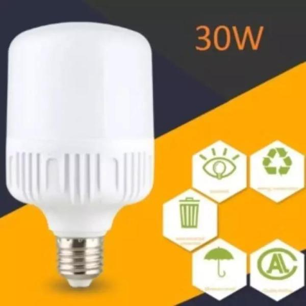 Bóng đèn Led trụ 30W siêu sáng tiết kiệm điện (Trắng)