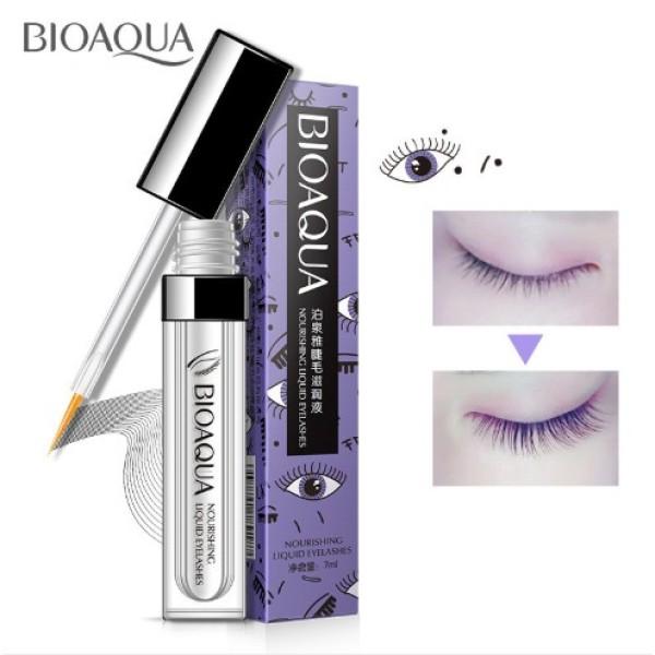 Mascara dưỡng mi dài và dày Nourishing Liquid Eyelashes Bioaqua - Chỉ 10 ngày