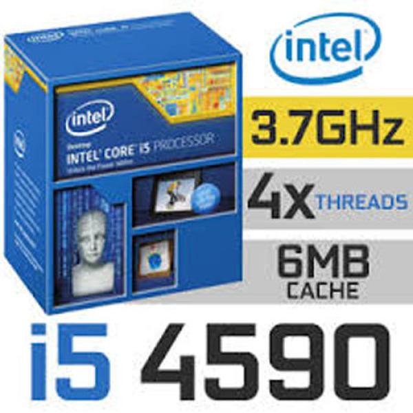 Bảng giá CPU I5 4590 - HÀNG MỚI BẢO HÀNH 36 THÁNG FULLBOX Phong Vũ