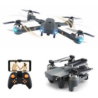 Flycam, Máy bay điều khiển từ xa, Máy bay Đồ Chơi Công Nghệ 4.0, Máy Bay Điều Khiển Từ Xa Có Camera Mini,Động cơ khỏe khoắn - Chịu va chạm cực tốt - BẢO HÀNH 12 THÁNG thumbnail