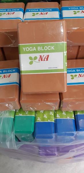 Bảng giá Gạch tập Yoga NA (cao 8.5cm) chất lượng không xẹp lún