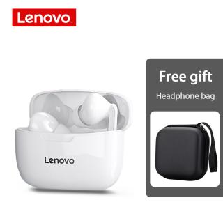 Tai Nghe Nhét Tai Không Dây Lenovo TWS, Tai Nghe Bluetooth AptX Trả Lời Cuộc Gọi Trợ Lý Giọng Nói thumbnail