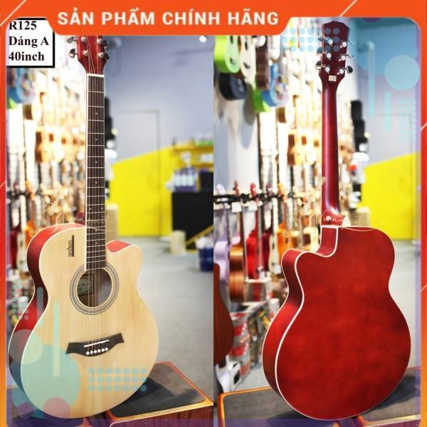 Đàn Guitar Rosen R125 - Tặng full Phụ Kiện - Phân phối chính hãng bởi nhaccu3so